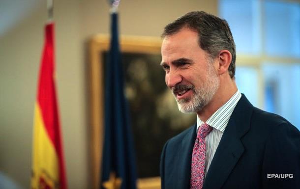 Король Іспанії відмовився від спадщини через скандал