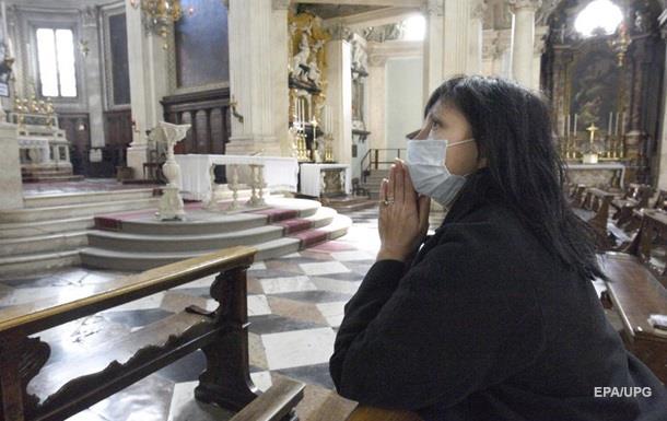 В трех странах Европы резко выросла смертность от коронавируса