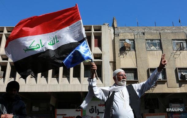Ирак направил жалобу в Совбез ООН из-за ударов США