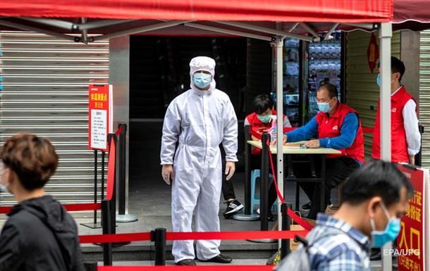 COVID-19 в Китае: выздоровели почти 84% зараженных