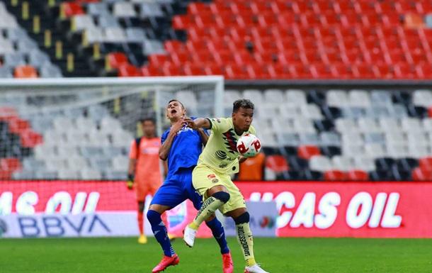 Чемпіонат Мексики зупинили на невизначений термін