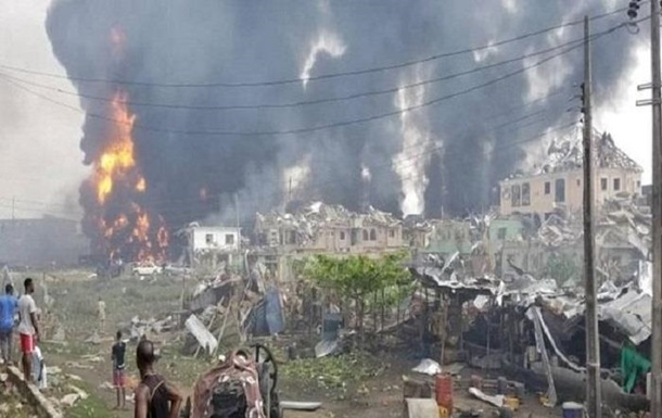 В Нигерии взорвался нефтепровод: 15 жертв