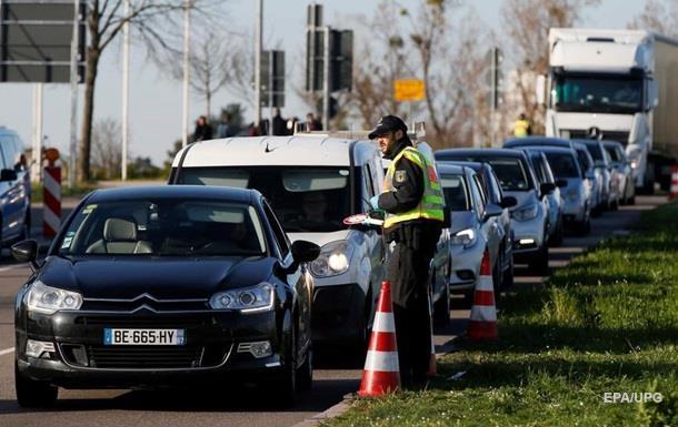 ЄС вводить заборону на в їзд у Шенгенську зону