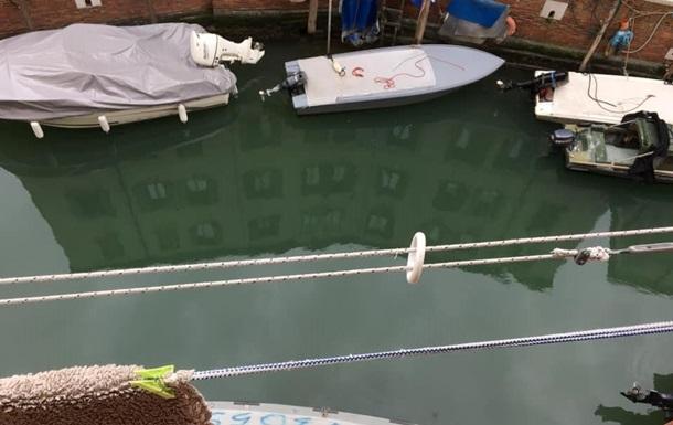 Безлюдные каналы в Венеции стали очень чистыми