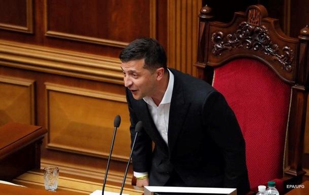 Зеленський вимагає від Ради продовжити роботу