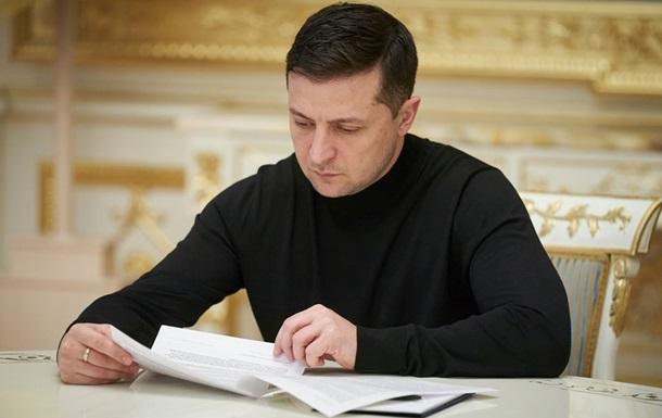 Зеленський не виключив введення режиму НС в Україні