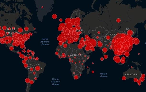 Страны одна за одной вводят чрезвычайный режим из-за коронавируса