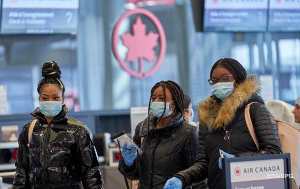 Канада закриває кордони