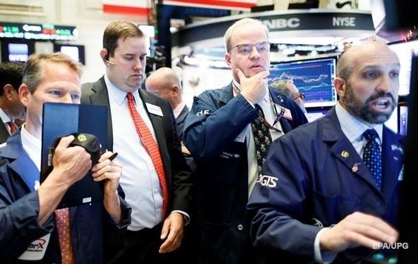 У США фондовий ринок впав до мінімуму за 33 роки