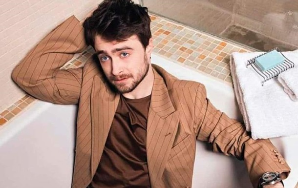 Деніел Редкліфф заявив, що Гаррі Поттер перетворив його на алкоголіка