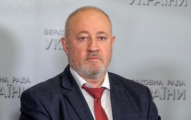 Чумак написав заяву про відставку