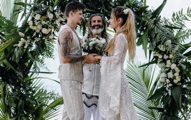 Украинская певица показала тайную свадьбу в клипе