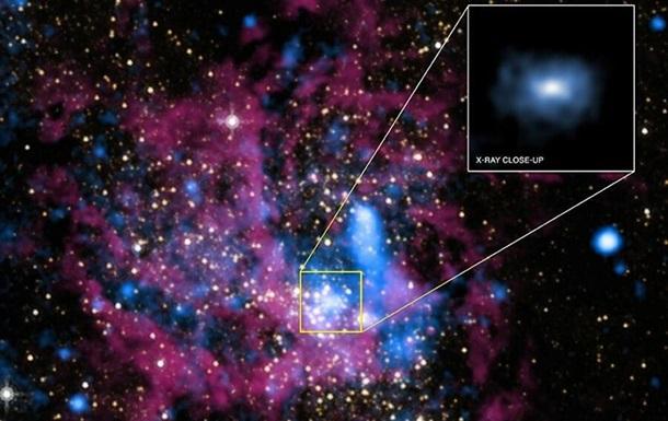 Черная дыра в центре нашей Галактики стала более активной