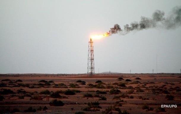 Ціна на нафту впала нижче за 28 доларів