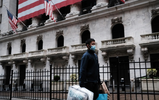 Глобальная рецессия. Доллар не спас мировые рынки