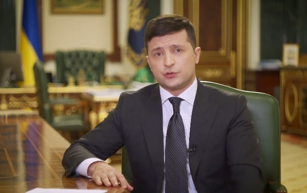 Зеленский сообщил новости о COVID-19 в Украине