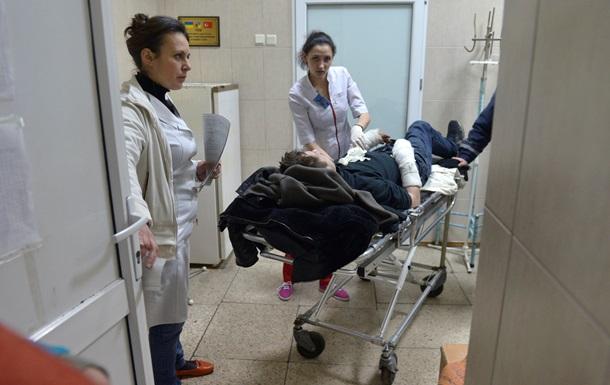 На Кіровоградщині за добу надійшло майже 40 пацієнтів із пневмонією