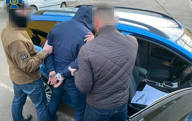 В СБУ заявили о задержании агента спецслужб РФ