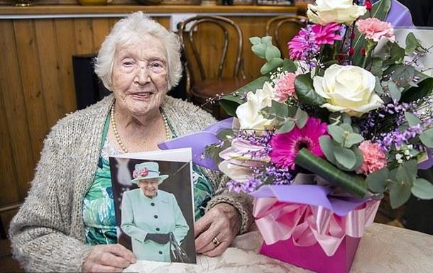 Британка поделилась секретом долголетия на 105 юбилее