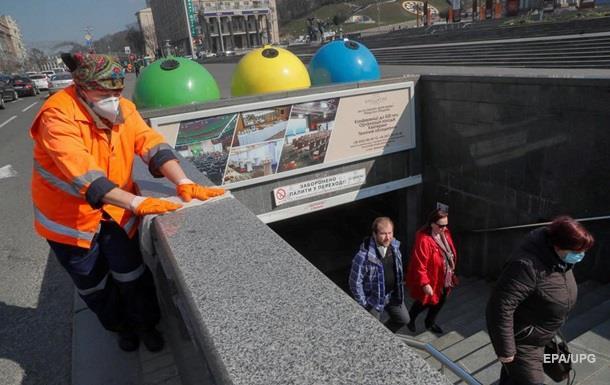 Влада Києва озвучила перші збитки від COVID-19