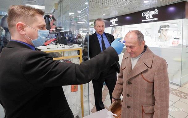 В Украине за день более 50 подозрений на COVID-19