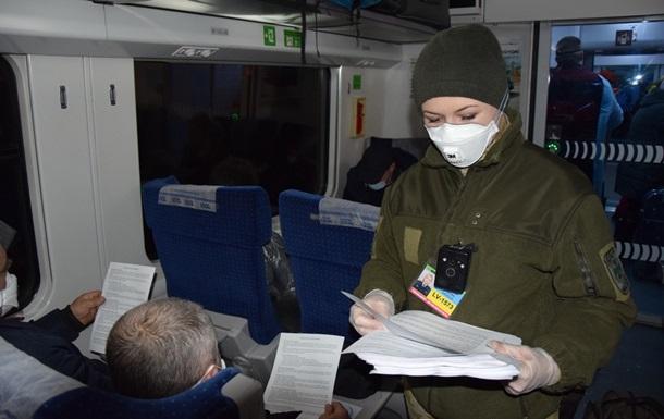 Из Польши эвакуировали еще более тысячи украинцев