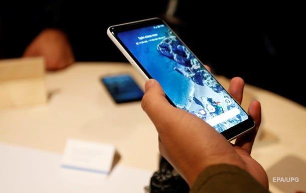 Смартфон впервые принял SMS со спутника