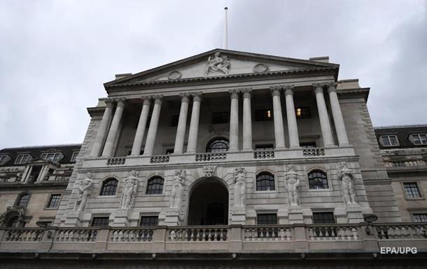 Банк Англії знизив облікову ставку до рекордного рівня