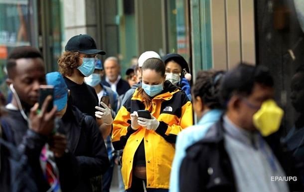 Заражених COVID-19 у світі понад 234 тисячі осіб