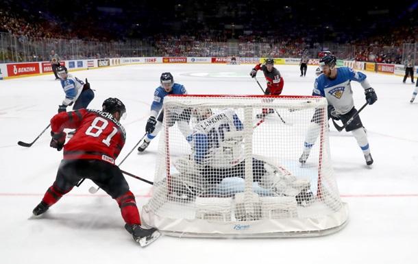 ИИХФ отменила чемпионат мира по хоккею