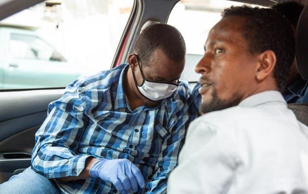 COVID-19 в Африці: перші заражені в Еритреї та Уганді