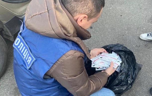 В Украине продавали поддельные тесты на COVID-19
