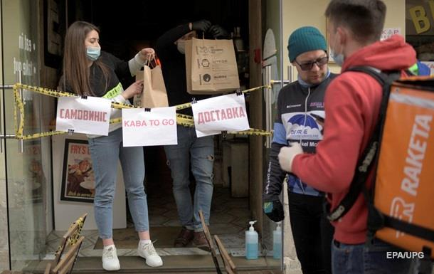 Киев вводит ограничения при посещении магазинов