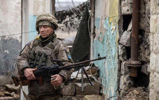 Сутки в ООС: три обстрела, у ВСУ без потерь