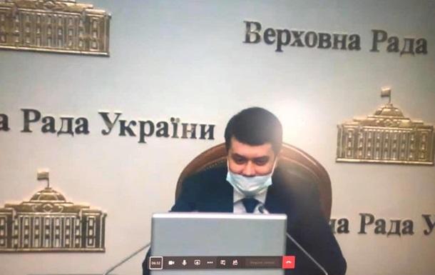 Большинство в Раде против введения режима ЧП – нардеп