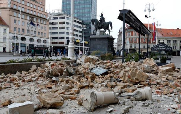Землетрус і вірус. Що відбувається в Хорватії