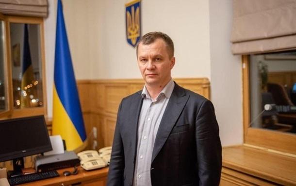 Дело против Кабмина Гончарука: Милованов ответил на обвинения из-за масок