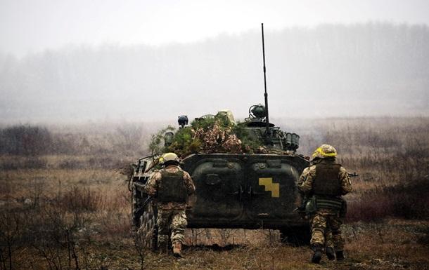 На Донбассе обстрелян грузовик ВСУ, двое раненых