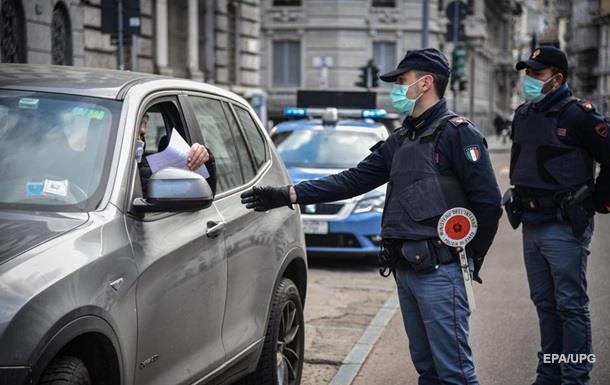 В Италии снова снизилось число смертей от COVID-19