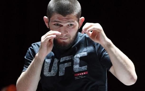 UFC визначилася з місцем для бою Хабіб - Фергюсон, він буде без глядачів