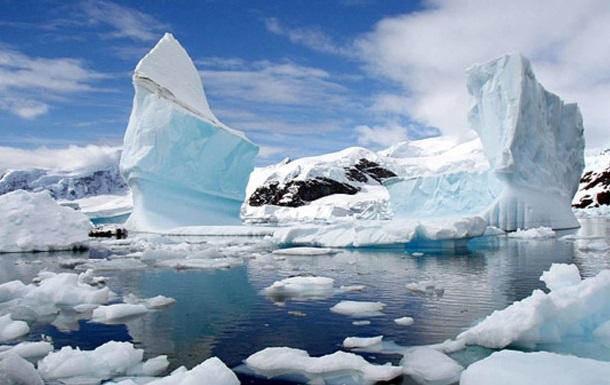 Самый глубокий ледяной каньон Земли начал таять