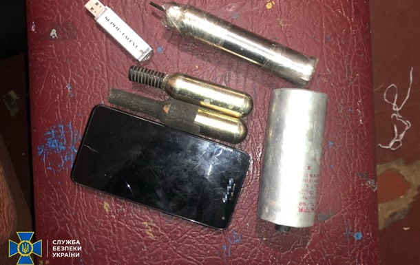 На Кировоградщине мужчина сбывал взрывчатку из ООС