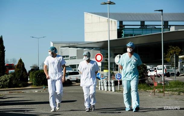 У Франції рекордна для країни добова кількість смертей від COVID-19