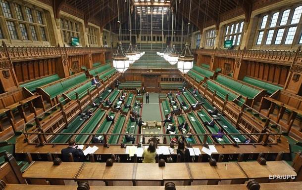 Британский парламент досрочно закрывается на четыре недели