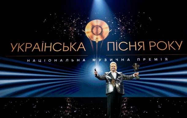 Поплавський став Митцем року-2019 в Україні