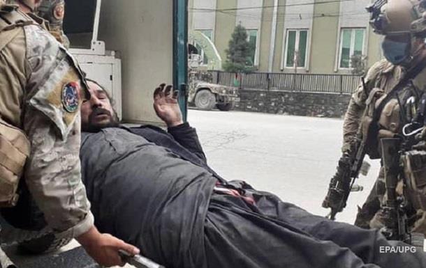 Нападение на храм в Кабуле: число жертв выросло до 25 человек