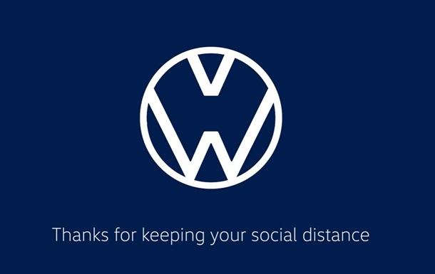 Audi и Volkswagen изменили логотипы из-за COVID-19