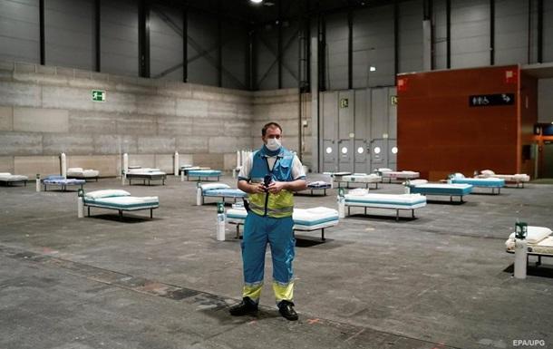 В Испании больше смертей от COVID-19, чем в Китае