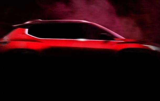 Nissan придумал имя для нового кроссовера для Индии
