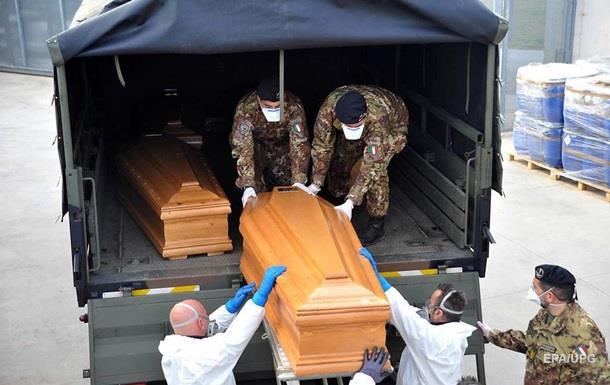 Число жертв COVID-19 в мире перевалило за 20 тысяч